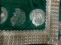 gujrati test saree embroidery design