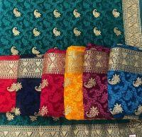 braso saree embroidery design