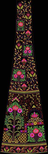 lehengha Embroidery designs