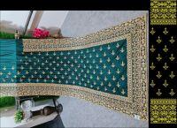 c pallu saree design