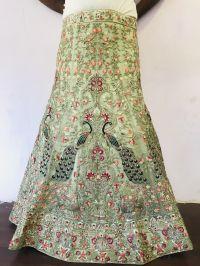 net new lehengha kali embroidery design